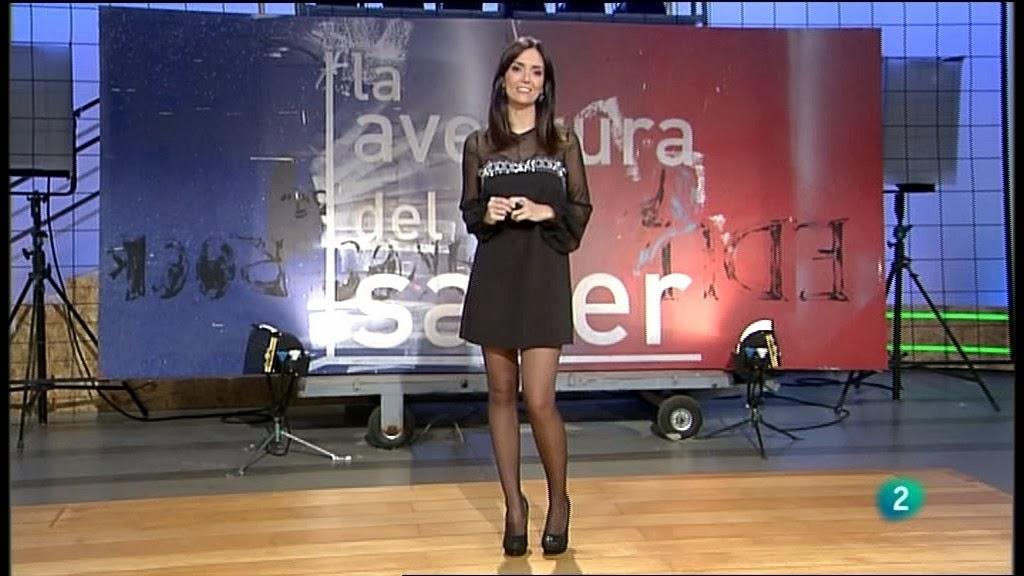MARIA JOSE GARCIA, LA AVENTURA DEL SABER (14.01.14)