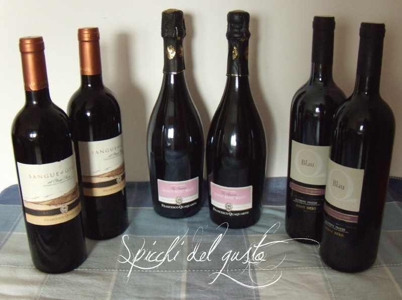 azienda agricola quaquarini tutto il buono del vino dell'oltrepo pavese