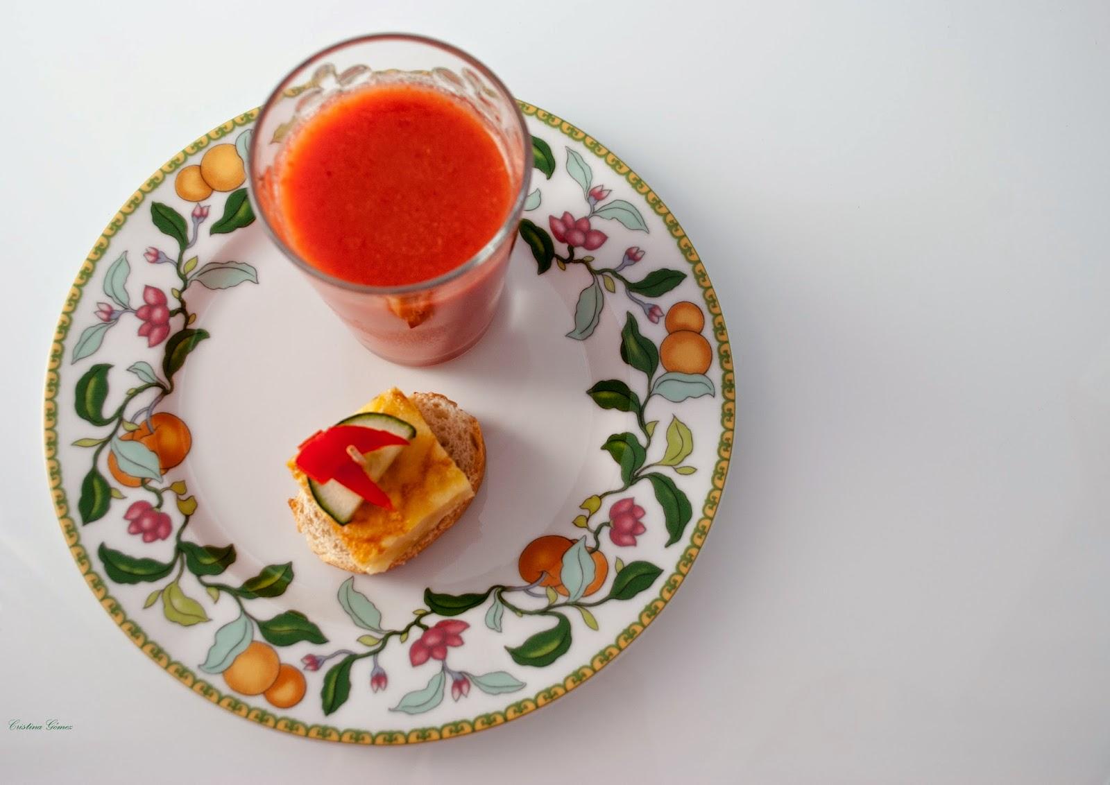 Mondays We Cook: Gazpacho & Tortilla de Patata