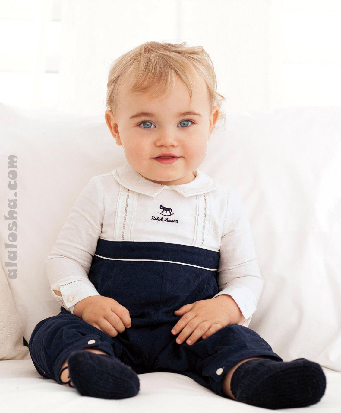 Newborn essentials from ralph lauren baby for Ralph lauren kids