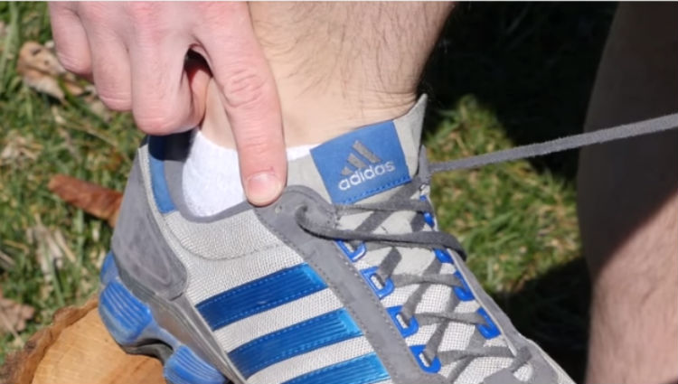 THIS Is What That Extra Shoelace Hole Is Used For
