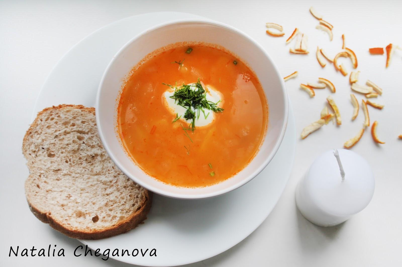 Томатный рисовый суп рецепт пошагово