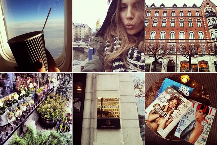 Fashion And Style Stockholm Instagram Travel Diary