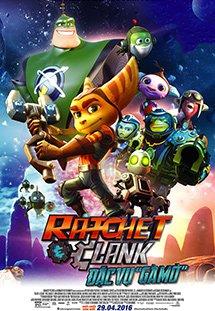 Đặc Vụ Gà Mờ - Ratchet & Clank