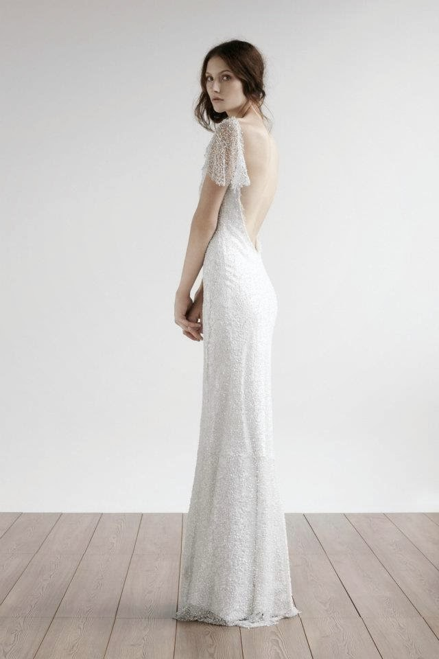 Amanda Garrett 2014 Spring Bridal Collection