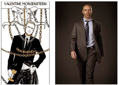 Alan Van Sprang Has Been Casted As The Villain We All Love To Hate From  Cassandra Clareu0027s The Mortal Instruments Series, Valentine Morgenstern.