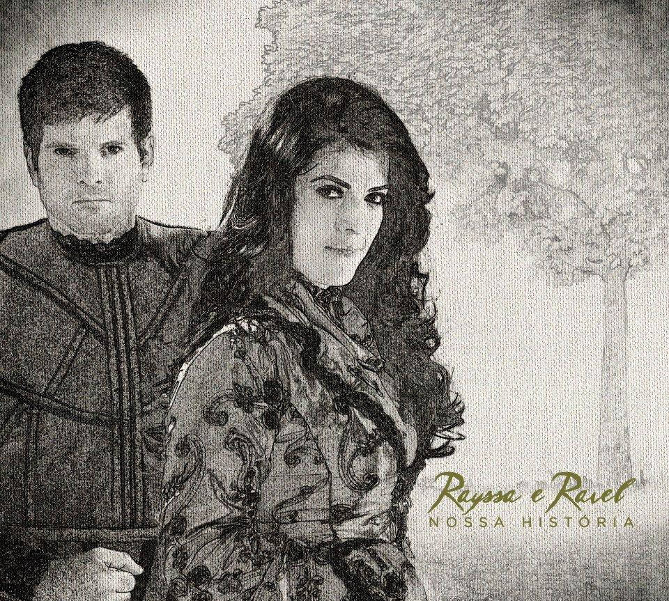 Rayssa e Ravel - Nossa História - (PlayBack) 2012