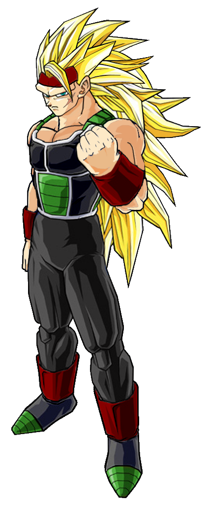 DRAGON BALL Z WALLPAPERS: Bardock super saiyan 3