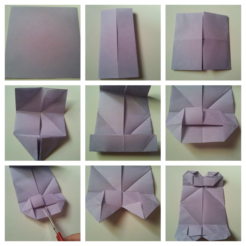 Srta pomelo tutorial c mo hacer un coraz n de papel - Como hacer un corazon con fotos ...