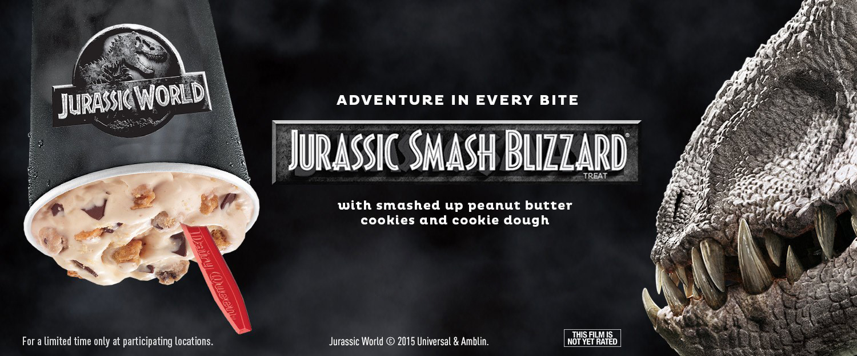 Dq Jurassic Smash Blizzard The Blizzard Zone Bz06 Snaxtime