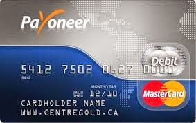 "How to buy Online without your ATM cards in Nigeria ""Payoneer MasterCard"""