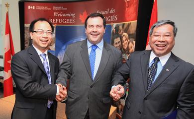 Ngô Thanh Hải : Thượng nghị sĩ gốc Việt đầu tiên ở Canada  Thanh-Hai-Ngo