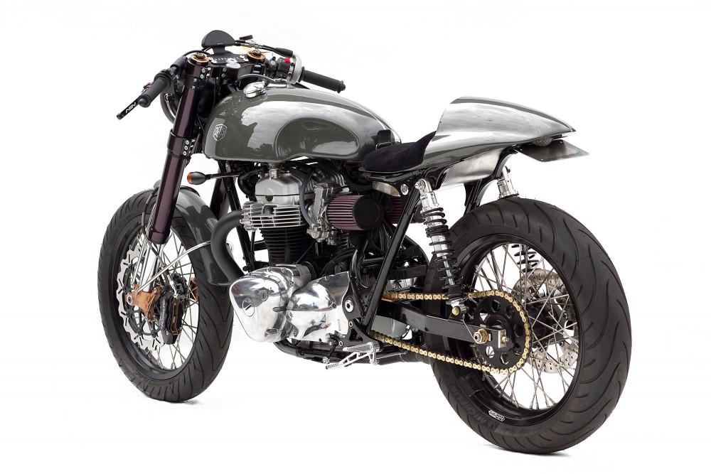 Kawasaki Cafe Racer Brake Master Cylinder