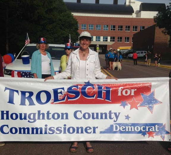 Candidate Valorie Troesch to hold Meet and Greet Oct. 29