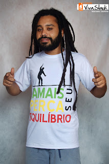 Graphic10 - Coleção Viva Slack - Slackline T-Shirts
