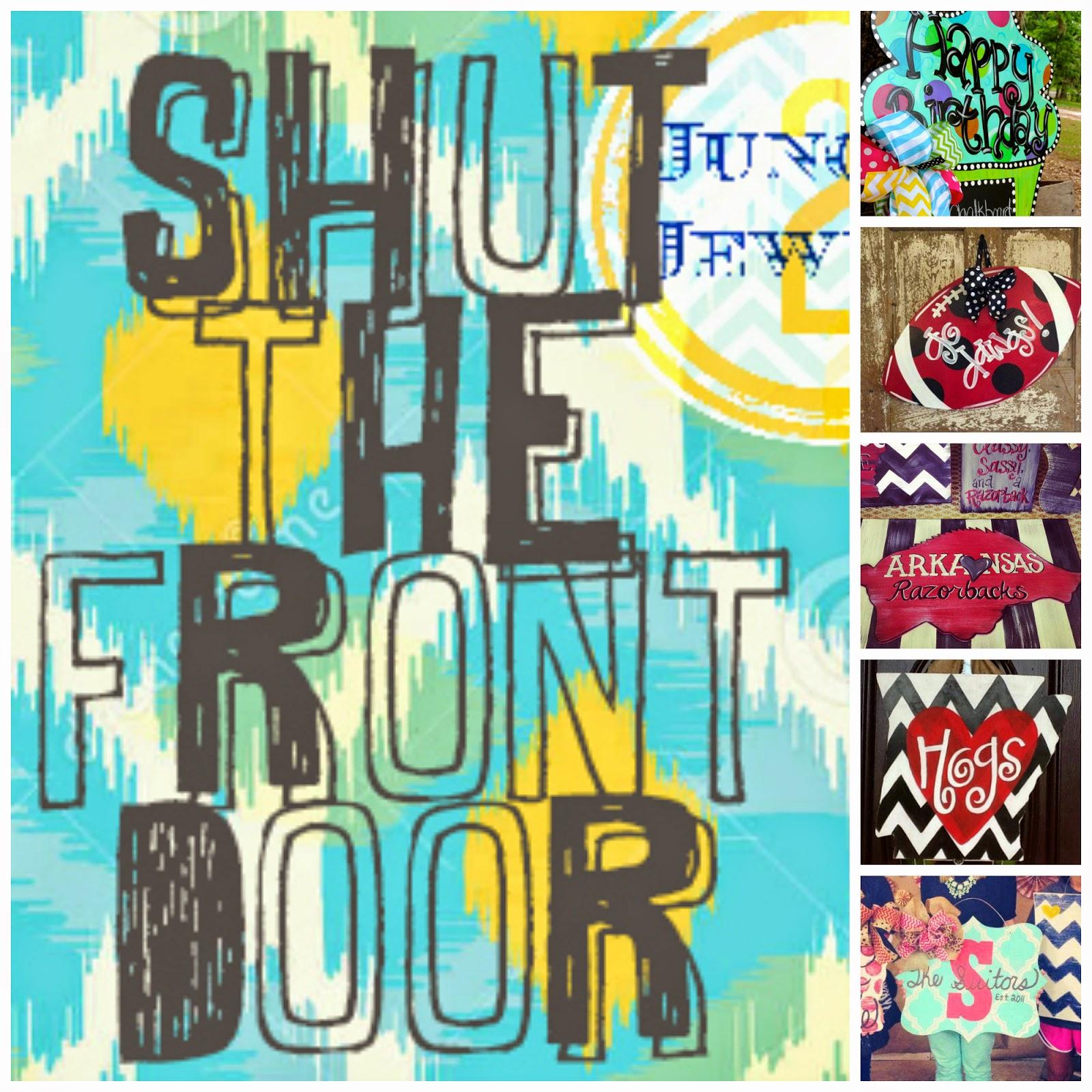 Junque 2 jewels shut the front door 8 26 for 1 2 shut the door