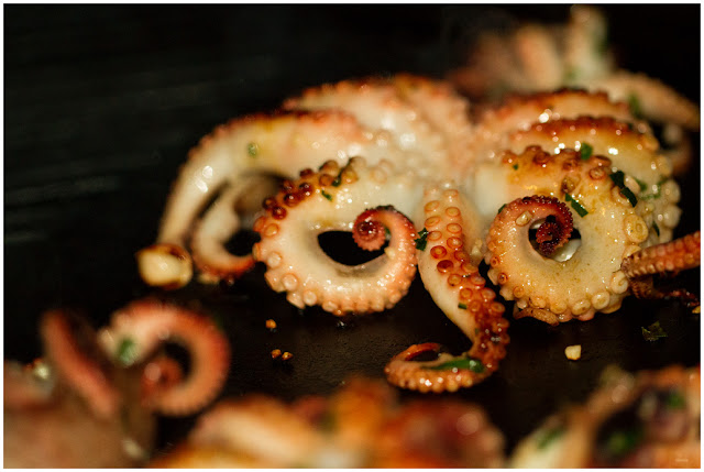 A photograph of Octopus on the Barbie