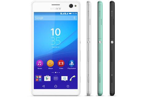 Spesifikasi dan Harga Ponsel Android Xperia C4 Dual