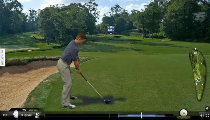 play game World Golf Tour online
