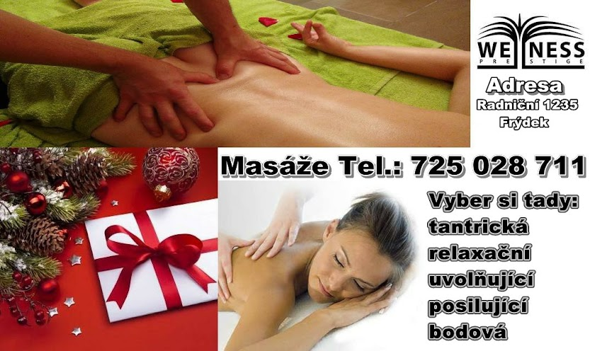 Relax  masáže tantrické, relaxační, energetické, práce s energii. Vše vede k čistotě duše a relaxu.