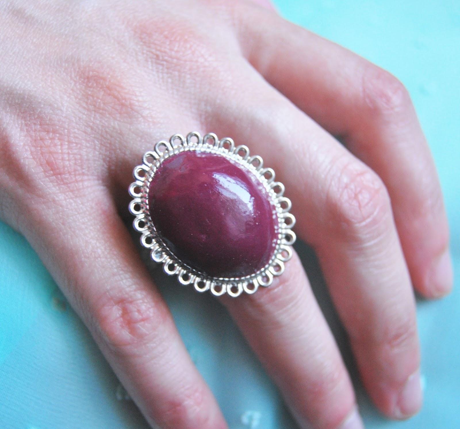 bisuteria online anillo artesanal