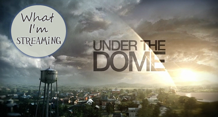 Under The Dome, Stephen King, CBS