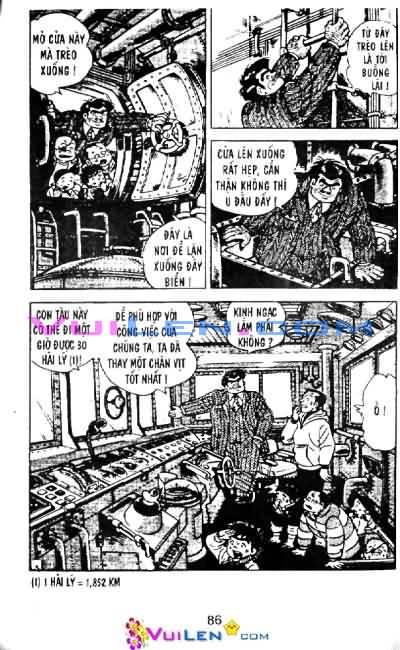 Siêu quậy Teppi chap 39 - Trang 83