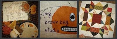 my brown bag studio
