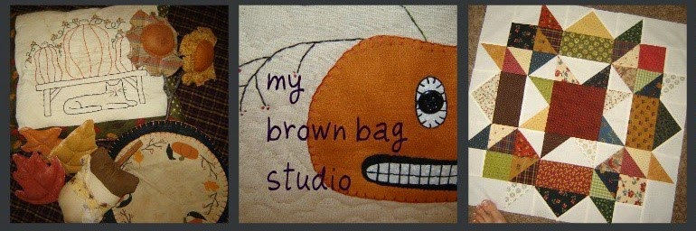 my brown bag studio