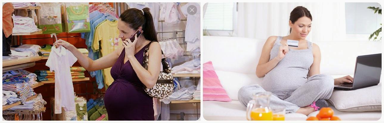 deník těhotné