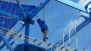 Mosi Sky Trail Ropes Course Now Open
