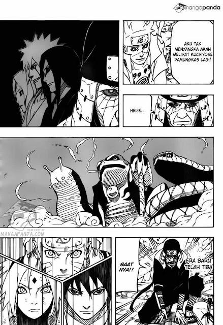 Komik Naruto 634 Bahasa Indonesia halaman 3