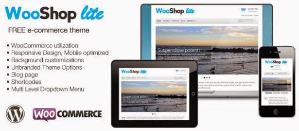 WooShop Lite – FREE WooCommerce Theme