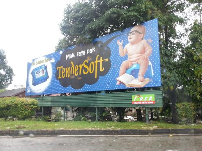 Bayi TenderSoft Pijak Buku?
