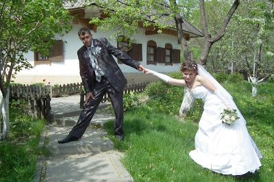 Свадебное фото - вместе везде и всегда