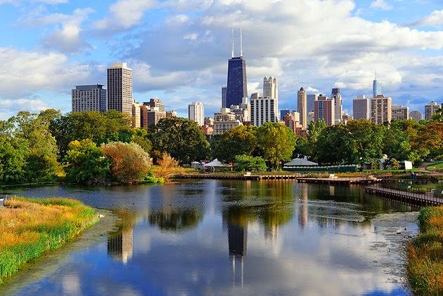 Lincoln Park em Chicago