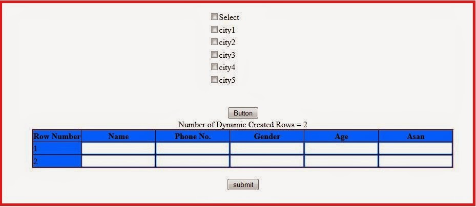 Adding Dynamic Rows in ASP.Net GridView Control with Textbox by parijat