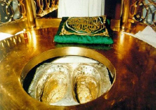 Apakah maqam ibrahim adalah kuburannya nabi ibrahim for Interieur de la kaaba