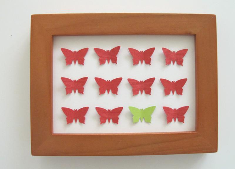 deperle tableau d co pour chambre d 39 enfant les papillons. Black Bedroom Furniture Sets. Home Design Ideas
