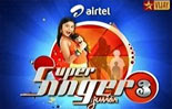 super singer Airtel Super Singer  T20| Super Singer | Junior Vijay TV | Super Singer Junior 22 11 2012