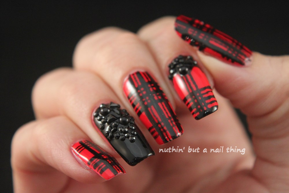 Nuthin but a nail thing quiz clothing nail art competition quiz clothing nail art competition prinsesfo Gallery