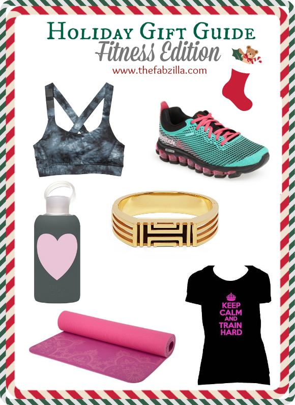 Holiday Gift Guide, Fitness Essentials