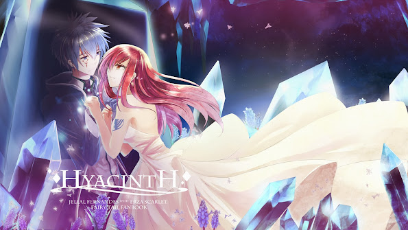 jellal fernandes erza scarlet fairy tail anime couple hd wallpaper