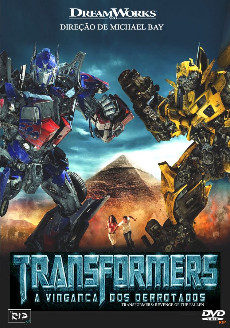 Transformers 2: A Vingança dos Derrotados – Dublado (2009)