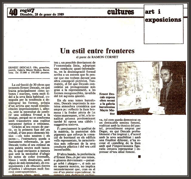 EXPOSICIONES-PINTURA-BARCELONA-ERNEST DESCALS-CRITICA-ARTE-