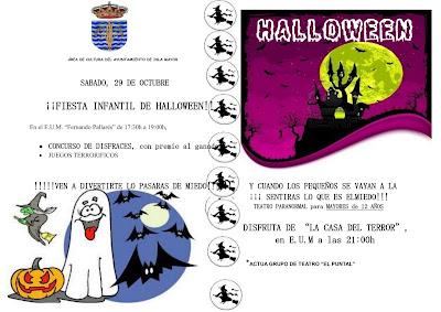 Juegos de halloween para adultos imprimibles