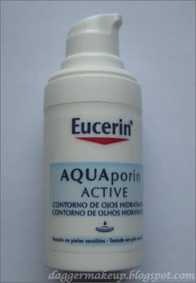 Contorno de ojos Aquaporin Active de Eucerin