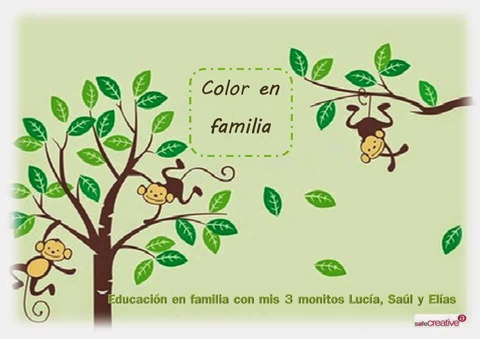 Volver a Color en familia