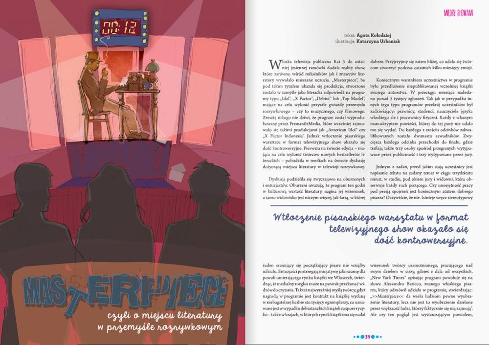 ilustracja urbaniak masterpiece fuss masterpiece urbaniak ilustracja fuss illustration for articles in magazine fuss masterpiece program in italy