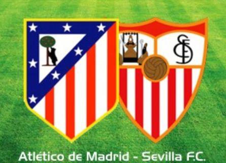 InfoDeportiva - Informacion al instante. REPETICION ATLETICO MADRID VS SEVILLA. Goles, Resultados, Estadisticas, Online